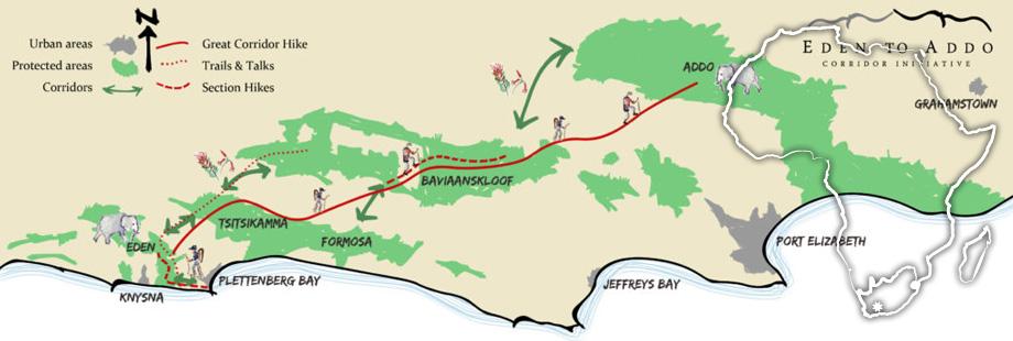 E2A map slider