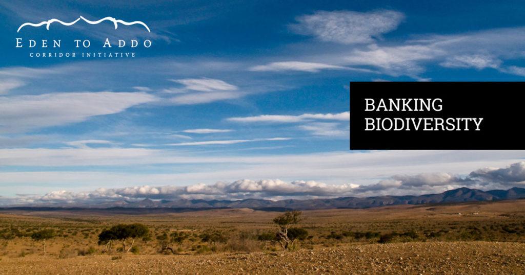banking biodiversity
